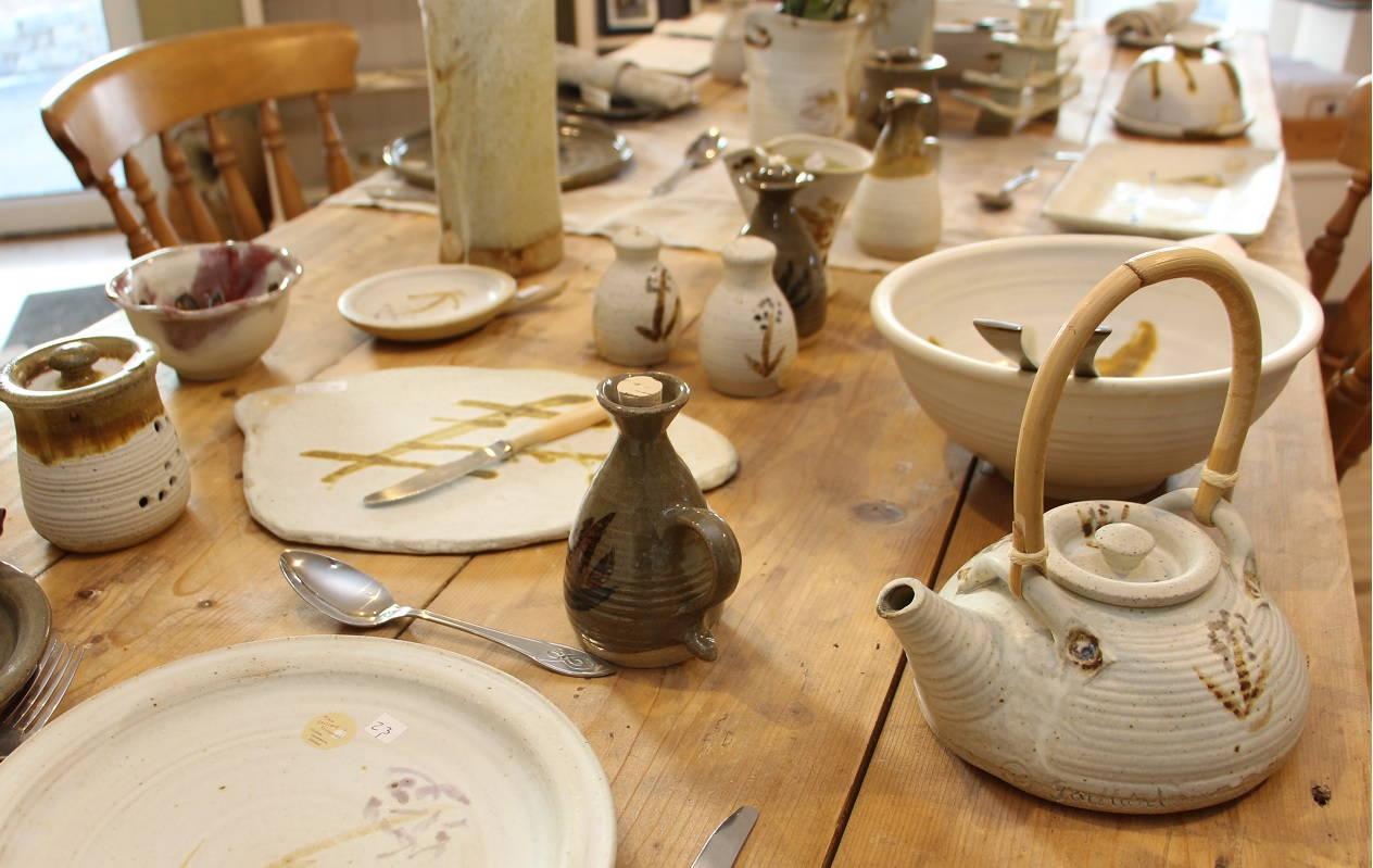 Alan Gaillard Ceramics and Irish Pottery & NEW WEBSITE OPEN! - Alan Gaillard Ceramics and Irish Pottery