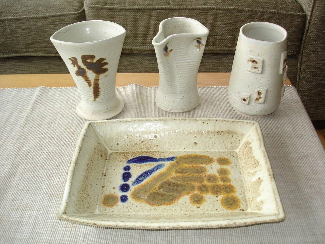 alan-gaillard-irish-pottery-connemara-stoneware-group4-r