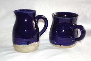 Alan-gaillard-irish-pottery-connemara-stoneware-cobalt-range