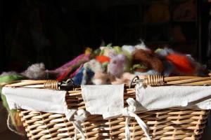Sandra-O-Connor-Feltwork-Felt-Scenic-Images-Close-up-basket