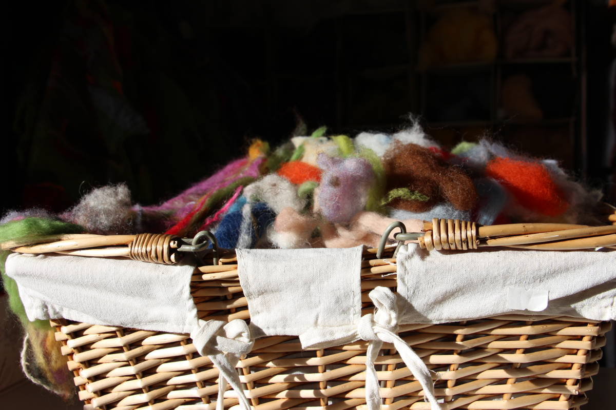 Sandra-O-Connor-Feltwork-Felt-Scenic-Images-Close-up-basket