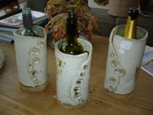 alan-gaillard-irish-pottery-connemara-stoneware-Wine coolers