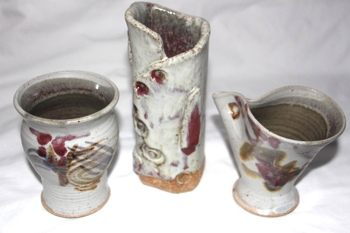 alan-gaillard-irish-pottery-connemara-stoneware-giftware-vases-3